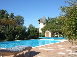 location vacance Moulin a Vent piscine Cajarc Lot