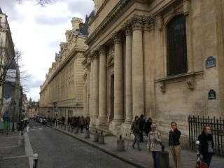 Rue de la Sorbonne