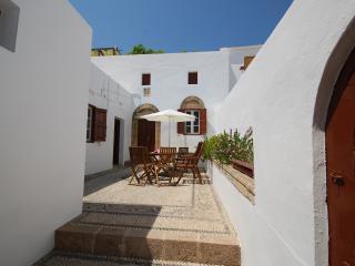 lindos village villa