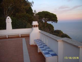 Casa vacanze sul Monte Circeo vista mare, San Felice Circeo