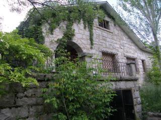 Villa con piscina salina 8-10 plazas, en entorno c, Cercedilla