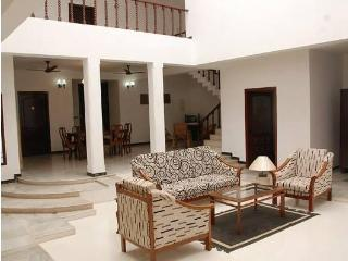 A spacious house with courtyard- Room 5, Chennai (Madras)