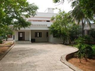 A spacious house with courtyard- Room 1, Chennai (Madras)