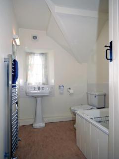 St Davids holiday house - first floor family bathroom