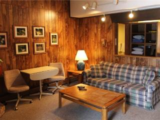 Located at Base of Powderhorn Mtn in the Western Upper Peninsula, A Cozy Trailside Condo with a Shared Hot Tub & Allows Dogs, Bessemer
