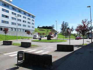 Estudio cerca del casco histórico de Compostela