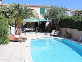 Marseillan villa de vacances avec piscine en France