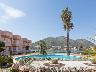 NIMFA - Property for 4 people in Port Alcudia, Port d'Alcudia