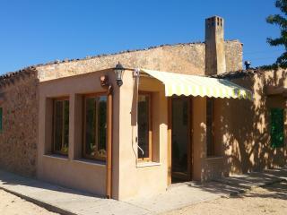 Casa de campo en el centro de Mallorca.