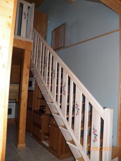 accès mezzanine