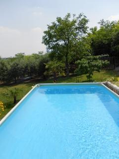 Rustico Lucia: rural Villa with pool near Venice