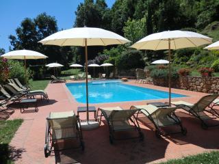 Il Lebbio - Cupressi - Villa con 2 camere da letto