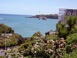 Centre ville calme les pieds dans l'eau, T3, Biarritz