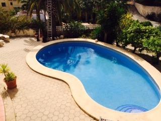 Moraira Villa Rental - Sea Views, Garden & Pool