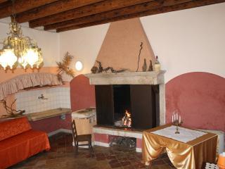 relais villa pastello-camera Tosca, Dolce'