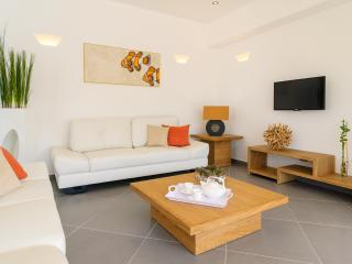 Oceanfront 2-bdm penthouse with rooftop jacuzzi A3, Las Terrenas