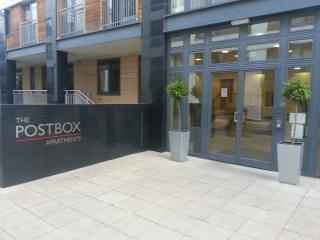 SHORT TERM 2 BEDROOM APARTMENT - THE POSTBOX, Birmingham