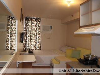 Fully Furnished Condo Unit near Ortigas, Pasig