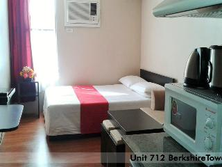 Fully Furnished Condo Rentals accepts short terms, Pasig