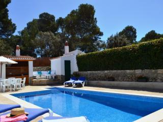 Villa Albe in Cala Galdana