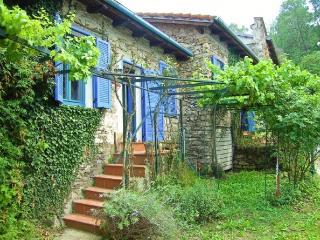 Antica casa U' Baregu, Borgomaro