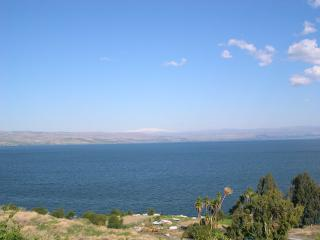 Sea of Galilee Magic View B&B-Luna, Tiberias