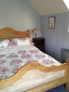 2nd Bedroom with Children's room adjoining. New duvets and linen for 2015!