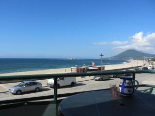 Beach front with GREAT views up to Spain and beach, Moledo