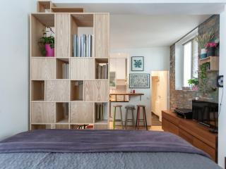 Precious Parisian flat