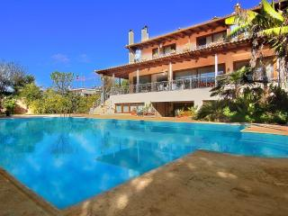 Lagonisi Villa 6 Bedroom-5 Bath Swim Pool-Beach