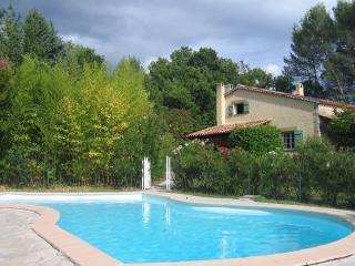 Villa avec jardin privé & de la piscine dans un quartier calme, Cotignac