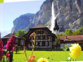 Chalet Almenrausch, Lauterbrunnen