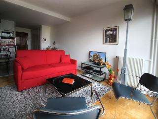 Appartement calme & clair avec balcon Montparnasse