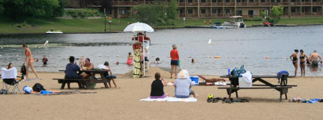 Old Forge Public Beach, Open 7 days a week, no admission fee