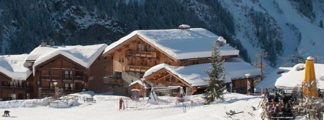 Apartment La Cascade - Sleeps 8 - Self-Catered, Savoie