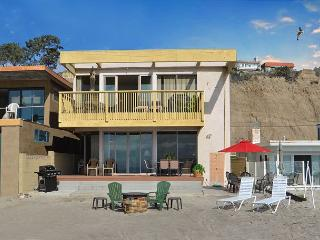 RATES REDUCED! Family Beach House On The Sand! Sleeps 11 to 21 #095U, Dana Point
