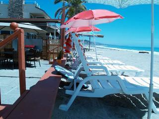 Beach Duplex on the Sand!  Sleeps 10 to 20 Last Min Specials