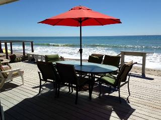 Family Beach House Right on the Sand -  Sleeps 10