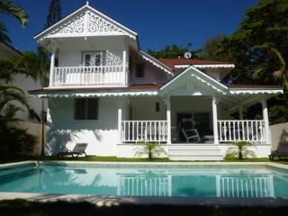 Villa Creole style Las Terrenas, Samanà