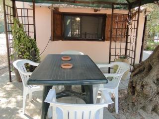 veranda casetta 1