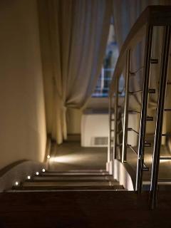 Bed and breakfast 'Antica Dimora Stucky'.... salendo al piano superiore
