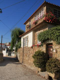 Typical house of the Ulgueira village