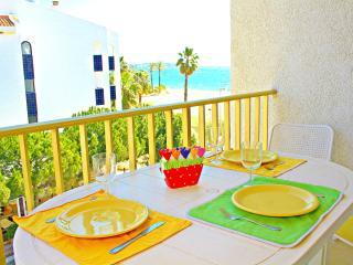 Agradable apartamento frente al mar, Cambrils