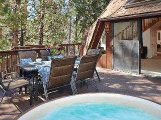 The Dome II with Spa in Beautiful Idyllwild