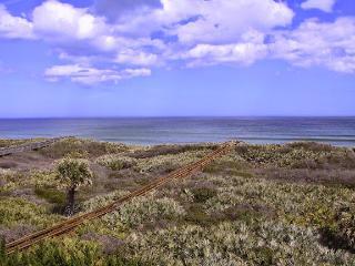 Ocean Front Estate in Ocean Hammock Community, Palm Coast