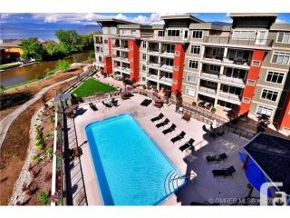 THE WATERS EDGE: 2bd condo Vacation Rental, Kelowna
