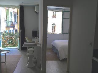 PORT OF NICE-renovated-1 bedroom-balcony-wifi-AC, Nice