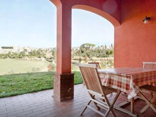 Accanto alla Volterra Villa con oliveta, Montescudaio