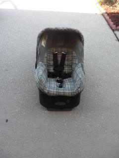 Small baby seat
