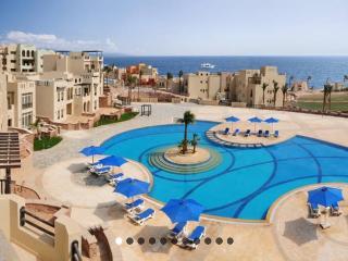 2 bedrooms sea view Azzura Sahl Hasheesh, Hurghada
